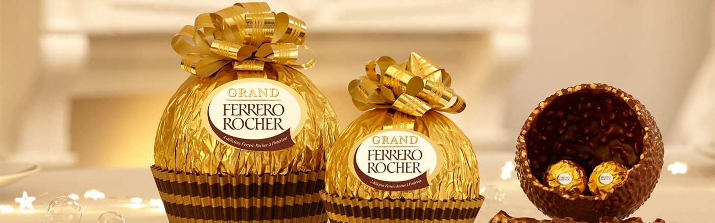 Ferrero Rocher Los Angeles Brands Dfs T Galleria