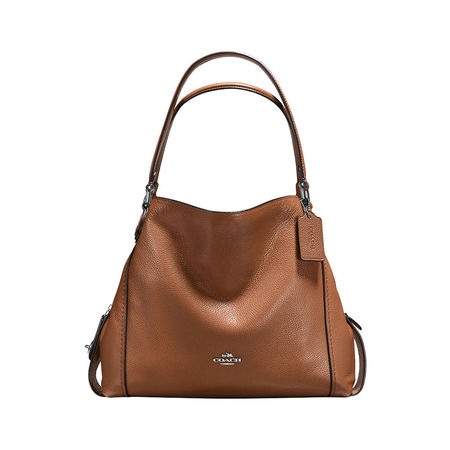 Venice Edie Shoulder Bag 31 In Polished Pebble Leather 57125 SV/SD 40388951 Coach,Edie Shoulder Bag 31 In Polished Pebble Leather , 40388951, 667800,Fashion & Accessories