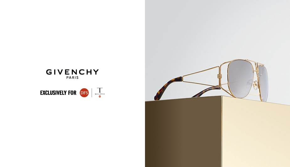 3018b2668c DFS X Givenchy Sunglasses. Singapore DFS GIV SO HERO BANNER EN W924 ...