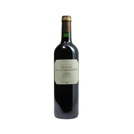 Hong Kong CH PRIEURS COMMANDERIE 10 37881869 Bordeaux Pomerol, , 37881869, 539564,Wines & Spirits