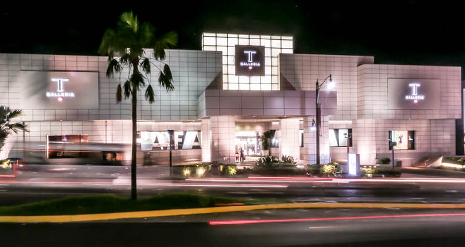 Global DFS Brings, Facilities, Support-Initiatives to Micronesia GUAM----T-Galleria-Guam-At-Night.jpg