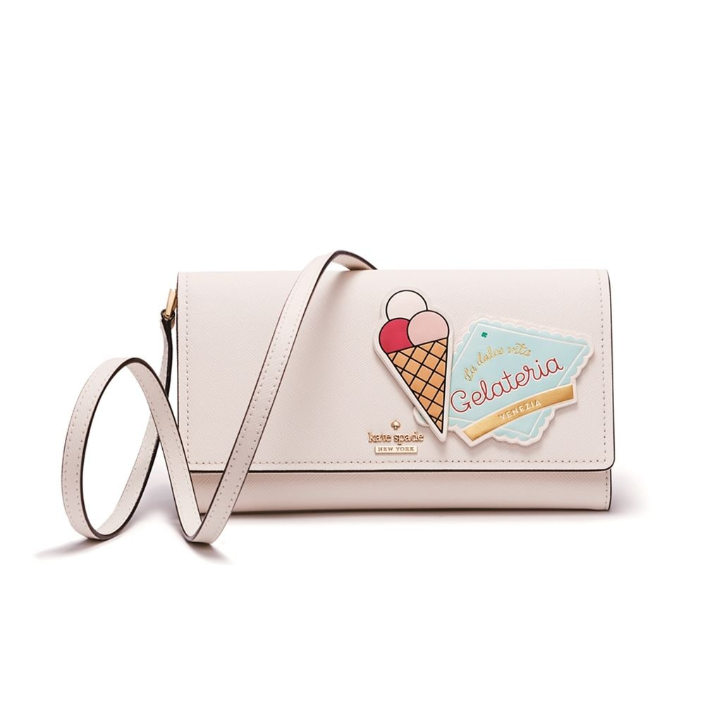 Venice Gelateria Stormie Wallet with Shoulder Strap PWRU5629-974 41314923 Kate Spade New York,Gelateria Stormie Wallet with Shoulder Strap , 41314923, 697628,Fashion & Accessories
