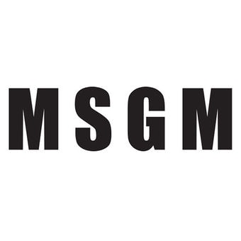글로벌 MSGM MSGM,Fashion & Accessories