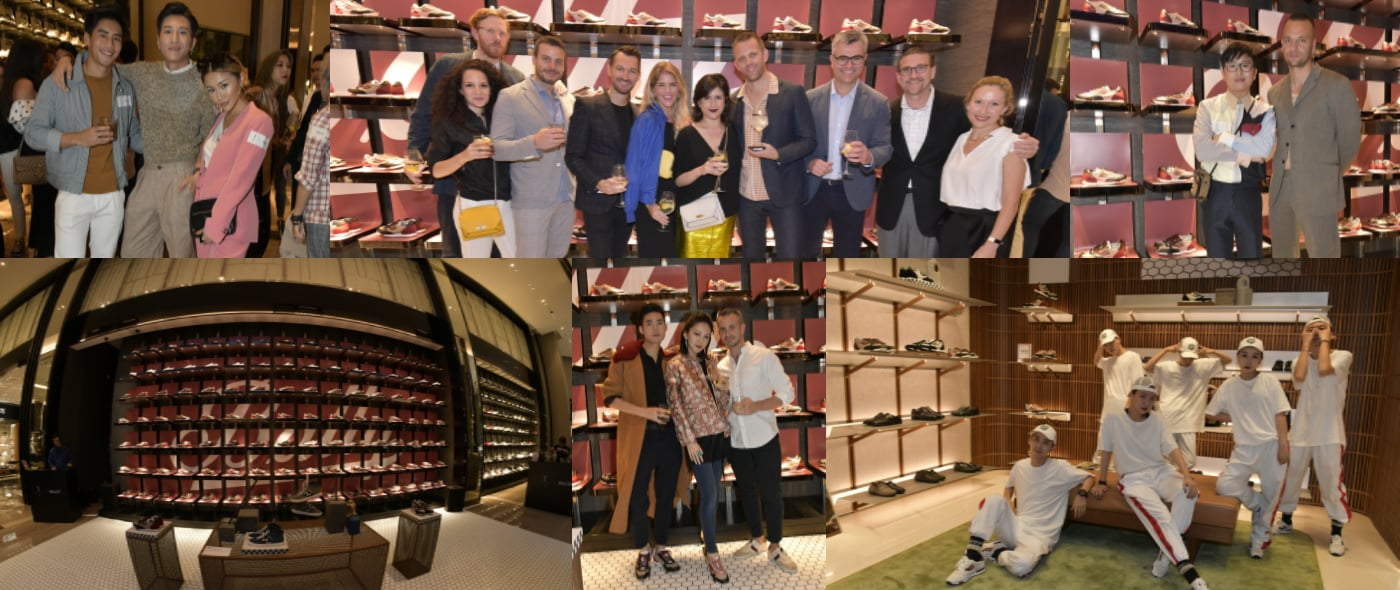 Global DFS and Bally Launch Exclusive Galaxy Sneaker Collaboration Post Bally Collage.jpg