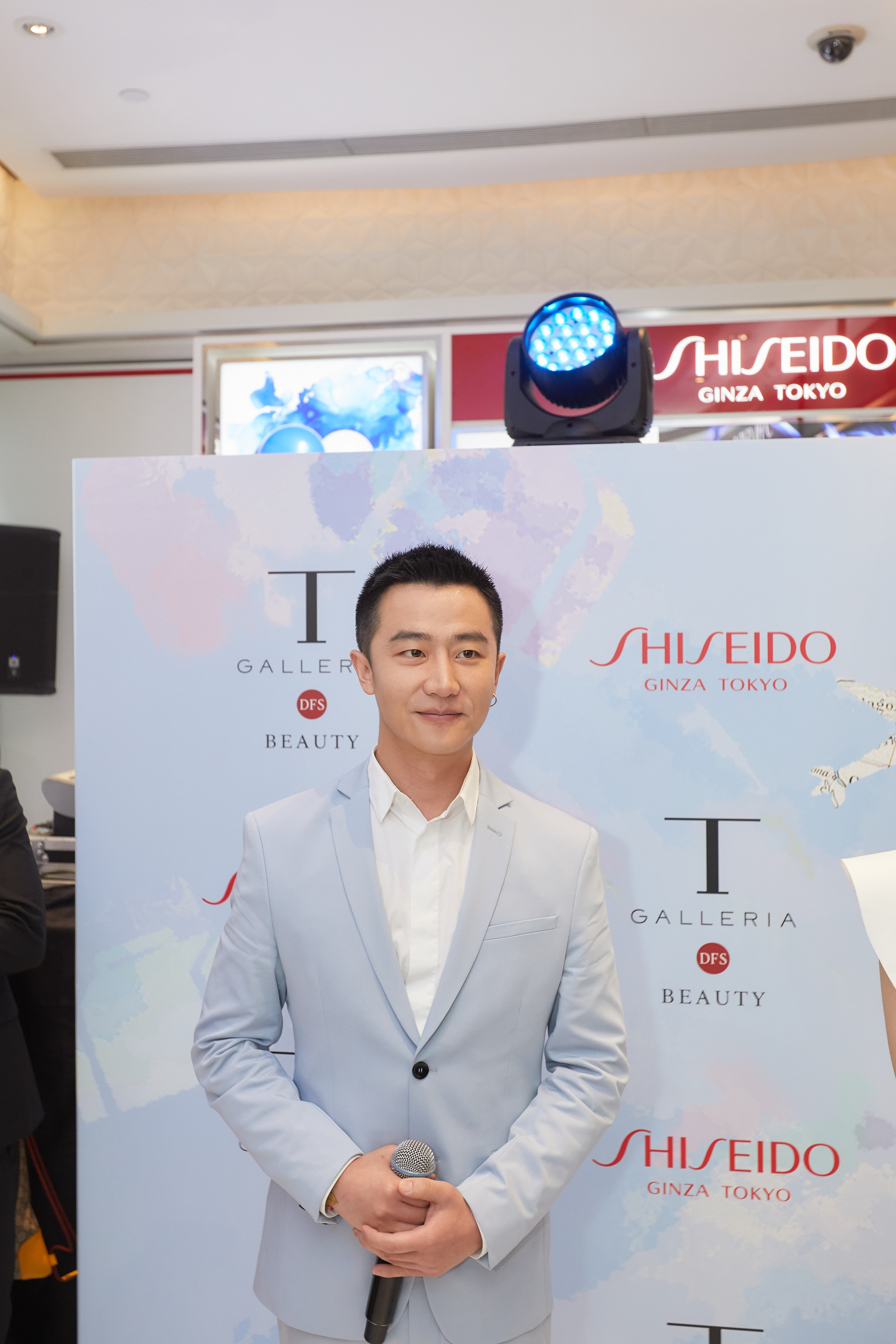 T Galleria by DFS Hosts Shiseido's New China Skincare