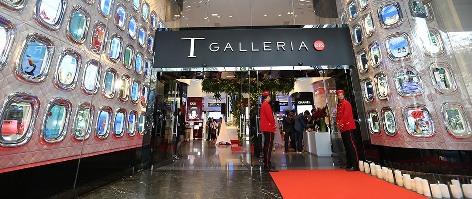Global T Galleria rebrands with spectacular red carpet celebrations to welcome a new era of luxury shopping to Singapore T-Galleria-Cocktail-Party_Red-Carpet.jpg