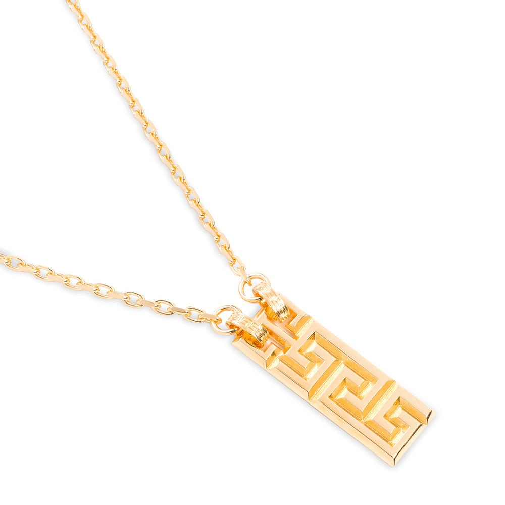 Greek bar pendant necklace venice other dfs t galleria greek bar pendant necklace venice dg15615 djmt d00o unica 40137647 versace 40137647 651166fashion accessories mozeypictures Gallery